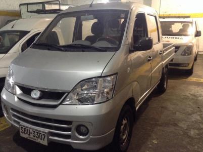 Vehículo - Changhe Doble Cabina 2014