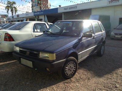 Vehículo - Fiat Uno 1999