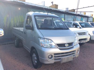 Vehículo - Changhe Mini Pick Up 2014