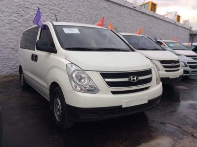 Vehículo - Hyundai H-1 2011