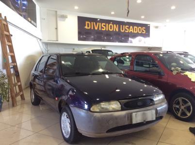 Auto Usado - Ford Fiesta 1997
