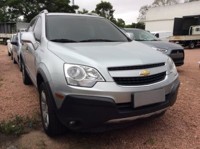 Vehículo - Chevrolet Captiva 2010