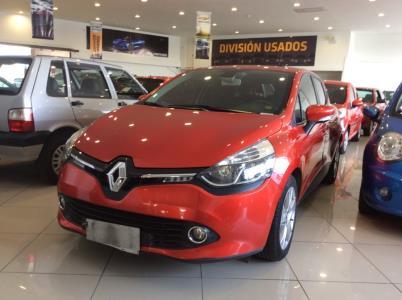Auto Usado - Renault Clio 2015