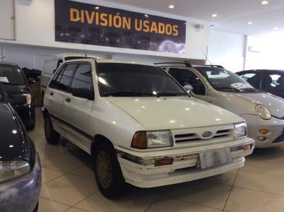 Auto Usado - Ford Festiva 1993