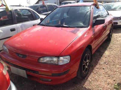 Vehículo - Subaru Impreza 1994