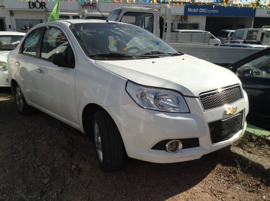 Chevrolet Aveo 2013 Usd 16000 Shopping De Usados