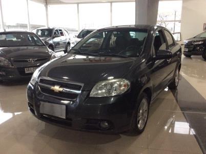 Vehículo - Chevrolet Aveo 2011