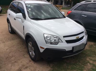 Vehículo - Chevrolet Captiva 2011