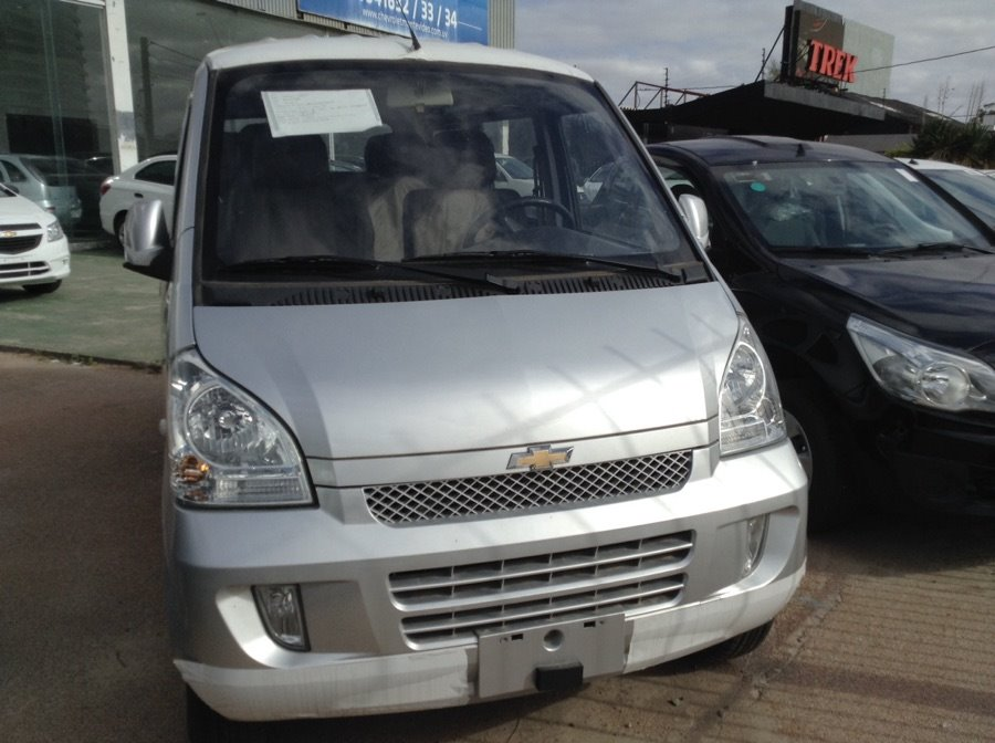 Chevrolet n300 max en venta en uruguay autos post