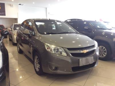 Auto Usado - Chevrolet Sail 2013