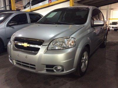 Vehículo - Chevrolet Aveo 2009