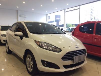 Auto Usado - Ford Fiesta 2014