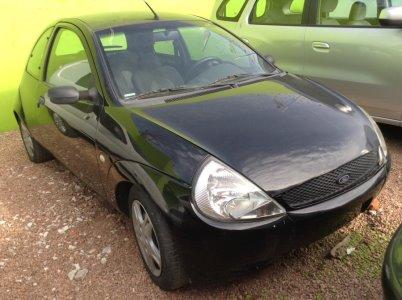 Vehículo - Ford Ka 2008