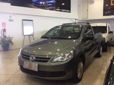 Auto Usado - Volkswagen Saveiro 2011