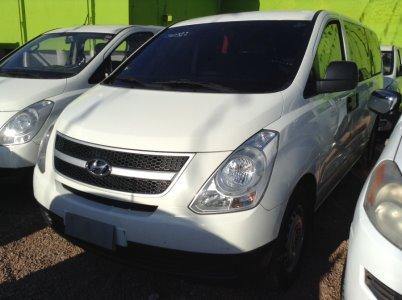 Vehículo - Hyundai H-1 2010