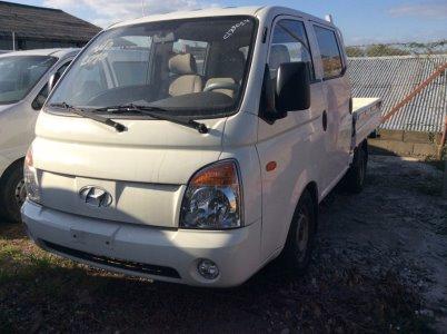 Vehículo - Hyundai Porter 2010