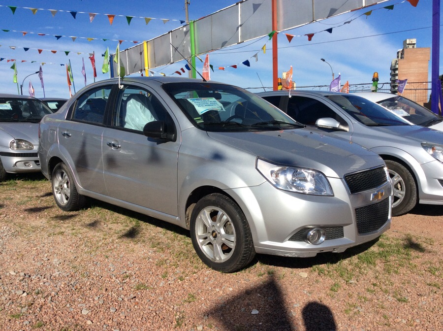 Chevrolet Aveo 2013 Usd 12500 Shopping De Usados