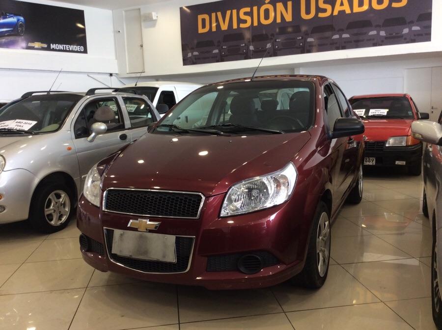 Chevrolet Aveo 2013 Usd 11500 Shopping De Usados