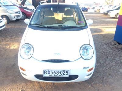 Vehículo - Chery QQ3 2011