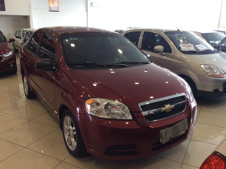 Chevrolet Aveo Ls 2010 - U$S 11.900 en Mercado Libre