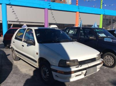 Vehículo - Daihatsu Charade 1992