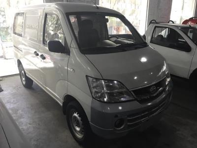 Vehículo - Changhe Furgón Large 2014