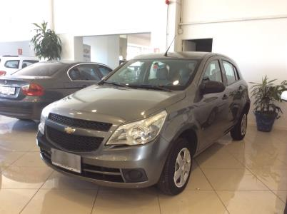 Vehículo - Chevrolet Agile 2012