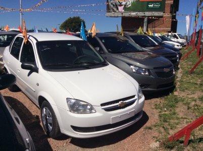 Vehículo - Chevrolet Corsa 2011