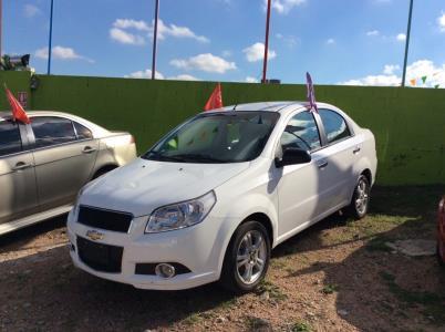 Vehículo - Chevrolet Aveo 2014