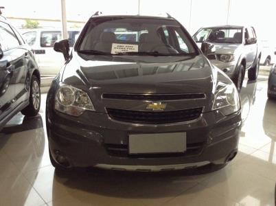 Vehículo - Chevrolet Captiva 2008