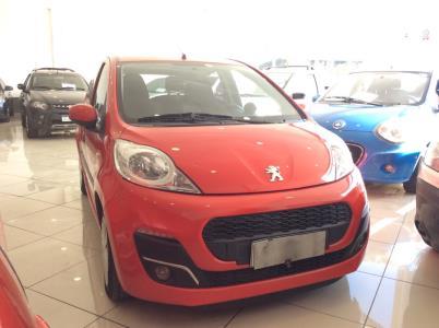 Auto Usado - Peugeot 107 2012