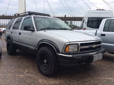 Vehículo - Chevrolet Blazer 1996