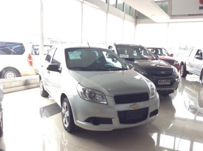 Vehículo - Chevrolet Aveo 2013
