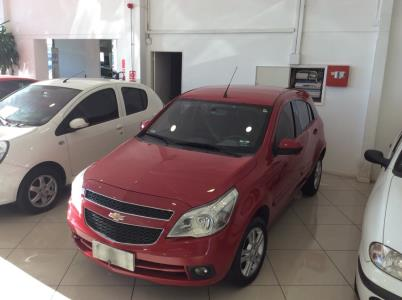Auto Usado - Chevrolet Agile 2009