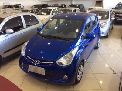 Auto Usado - Hyundai Eon 2014