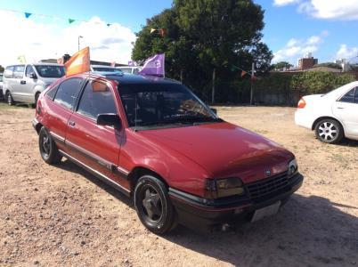 Vehículo - Chevrolet Kadett 1993