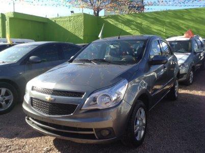 Vehículo - Chevrolet Agile 2011