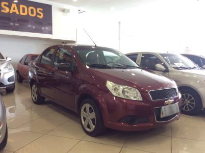 Auto Usado - Chevrolet Aveo 2013
