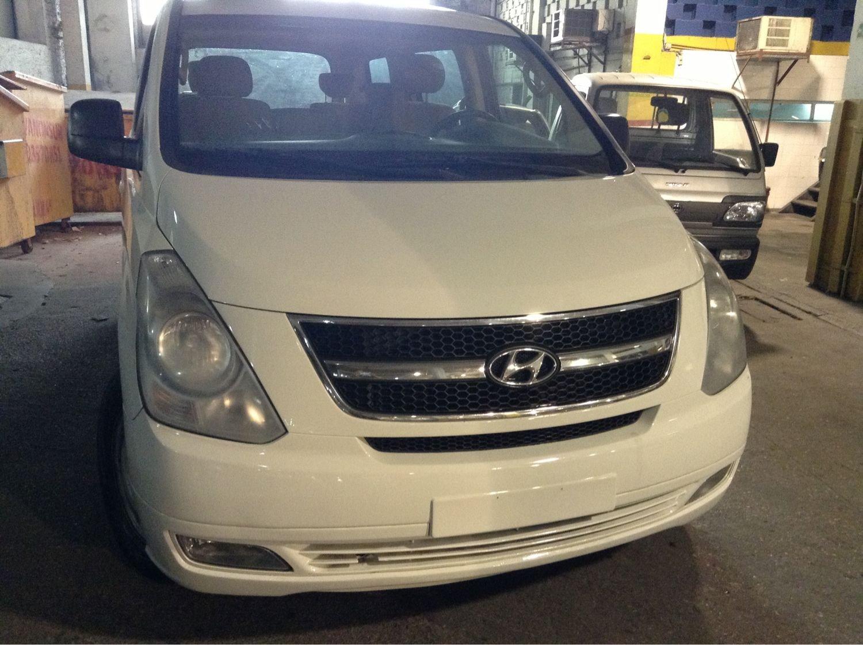 Hyundai H1 2009 Usd 28 000 Shopping De Usados border=