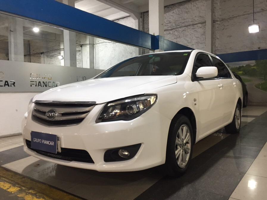 BYD F3 NEW AUTOMATICO  (Descuenta Iva)