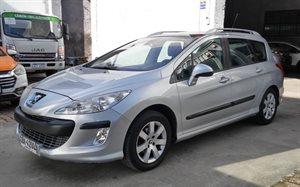 Vehículo - Peugeot 308 2011