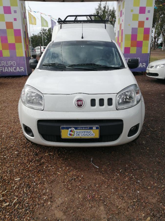 Fiat Fiorino Furgón