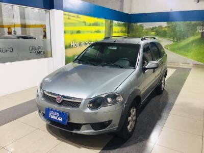 Vehículo - Fiat Palio Weekend 2014