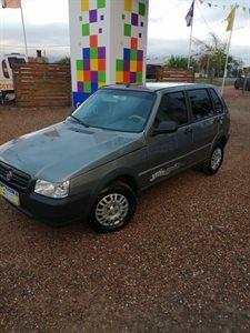 Vehículo - Fiat Uno 2014