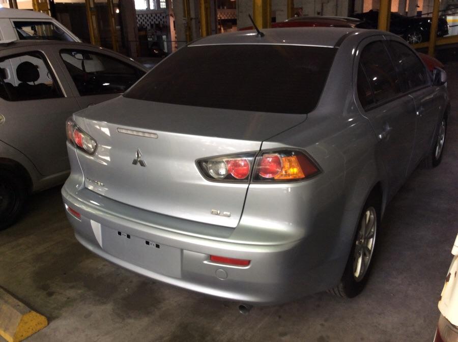 Mitsubishi Lancer Sedan GLX