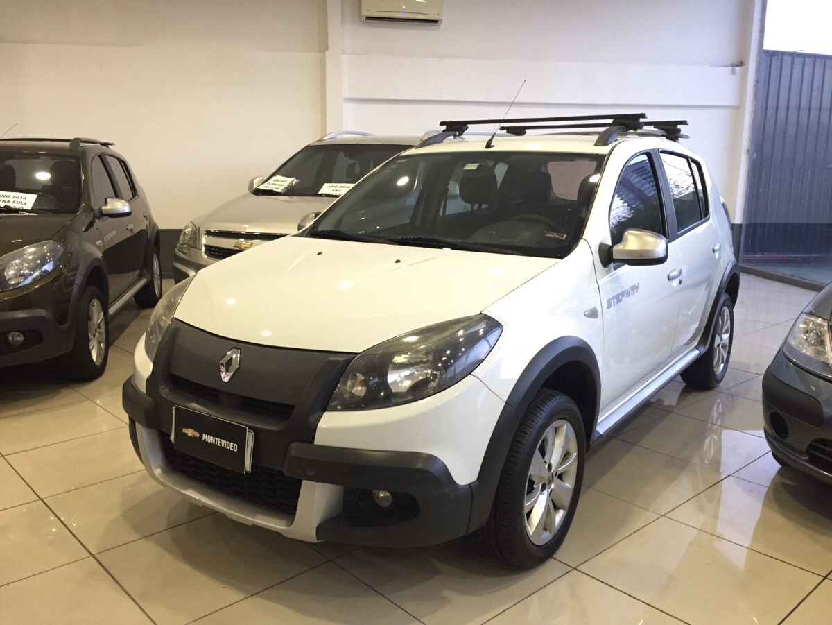 Renault Sandero Stepway EXTRA FULL
