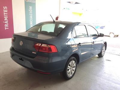 Volkswagen Gol MSI SEDAN 1.6 (descuenta iva)