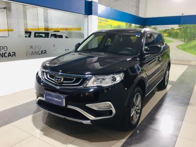Vehículo - Geely Emgrand X7 Sport 2018