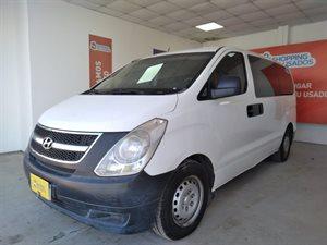 Vehículo - Hyundai H-1 2008