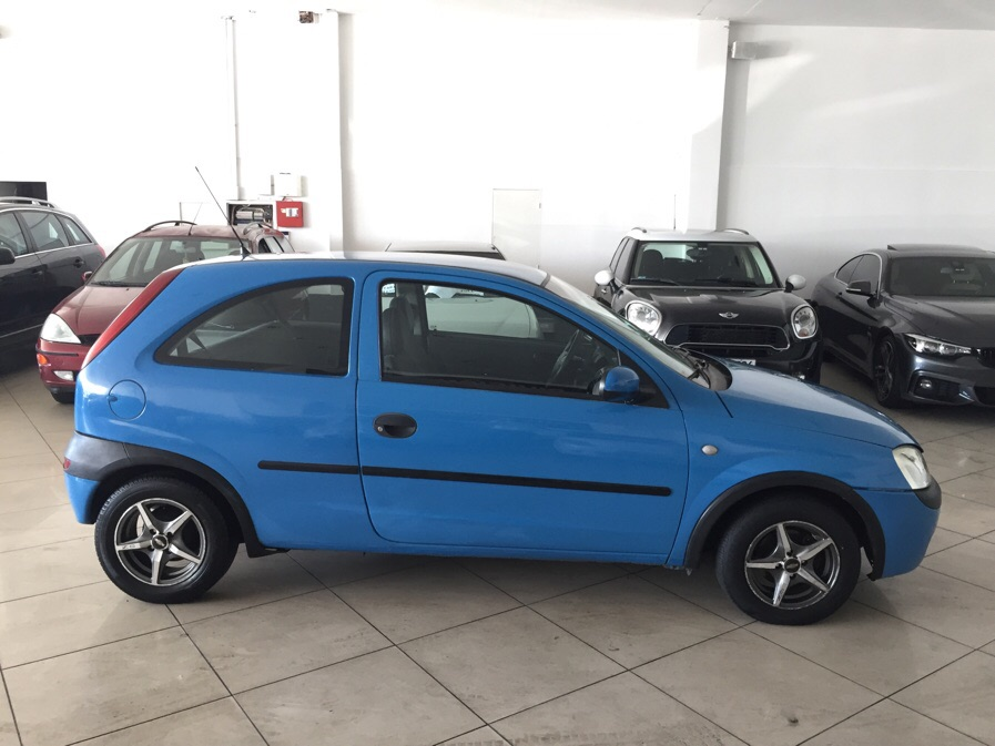 Chevrolet Corsa OPEL CITY